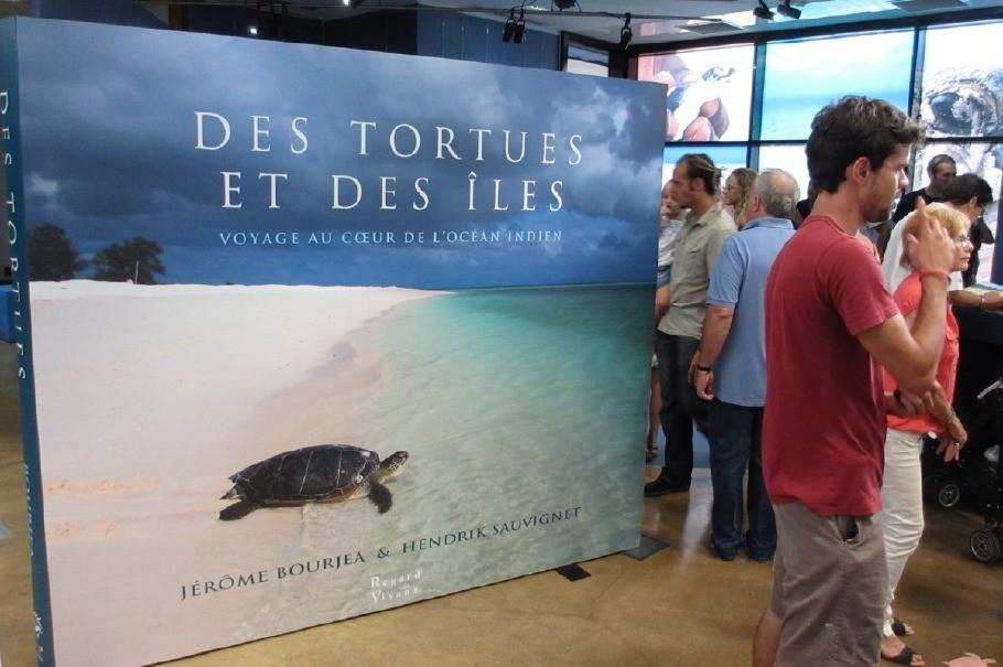 Kelonia - Des Tortues et des iles 01